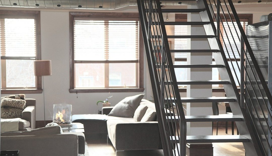 Pourquoi choisir un escalier quart tournant métal ?