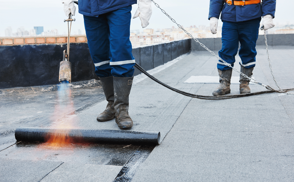 Les 4 meilleurs matériaux de toit plat