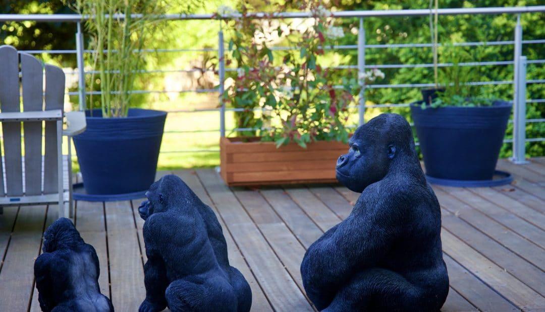Quels sont les avantages d'une terrasse sur plot ?